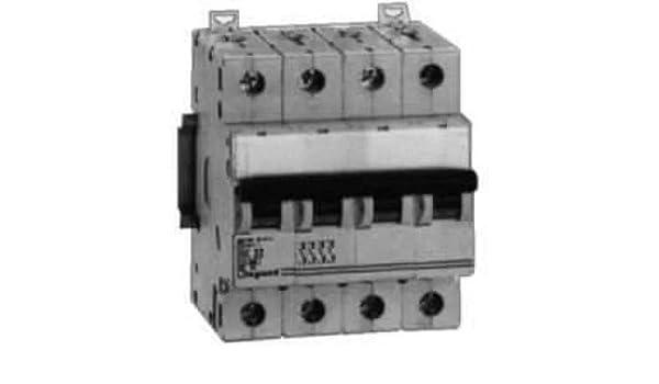 Legrand 6493 Lexic Magnetotermico DX, 6/10Ka C, 3 Polos, 50A ...