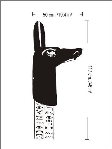Amazon com: Wall stickers Anubis Egypt God Symbol,Egyptian God, Wall