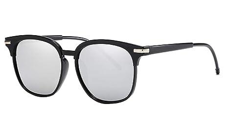 DaQao Gafas de sol vintage, redondas, gafas de sol, mujeres ...