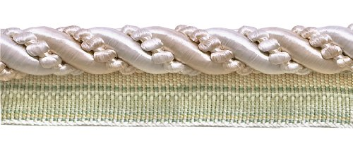 "9 Yard Value Pack Large Ivory, Sand 7/16"" Imperial II Lip Co"