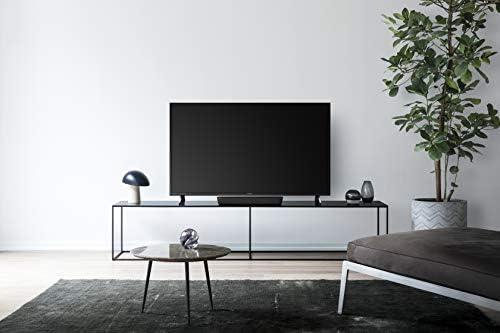 Panasonic SC-HTB200EGK - Barra de Sonido para el Hogar (Conexión HDMI, TV, Inalámbrico y Alámbrico, Home Cinema, 2.0 Canales, 80 W, DTS Digital Surround, Dolby Digital, 80 W, 10 cm) Color Negro: