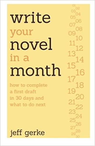 How to write your novel