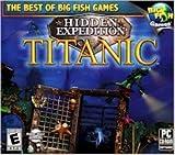 New Big Fish Games Hidden Expedition Titanic OS Windows Xp 7 Vista 17 Unique Locations
