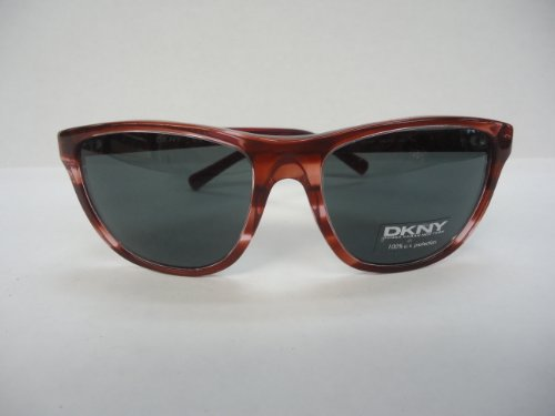 Dkny Dy4103 Sunglasses 358187 Spotted Bordeaux Grey 56 18 140 (Dkny Sunglasses Aviator)