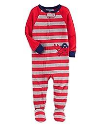 Carter's Boys' Footed Pajamas