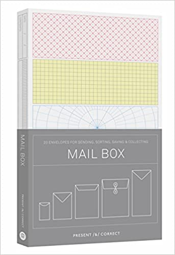 Book Mail Box: 20 Envelopes for Sending, Sorting, Saving & Collecting
