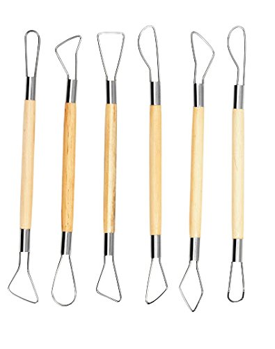 Price comparison product image Jack Richeson 210437 Wire Double End Tools (Set of 6)