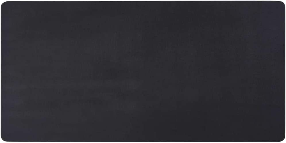 vidaXL Mesa Alta de Cocina MDF/Hogar Jard/ín Sal/ón Bar Comedor Bricolaje Decoraci/ón Dise/ño Estilo Mobiliario Muebles Bufete Tablero 120x60x110 cm Negro