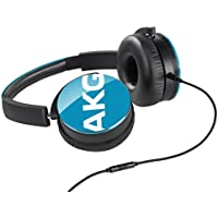 AKG Y50 On-Ear 3.5mm Wireless Bluetooth Headphones (Teal)