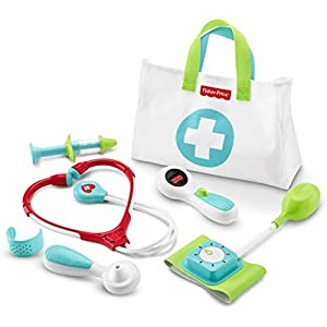 Fisher-Price Medical Kit, 7 pieces,...
