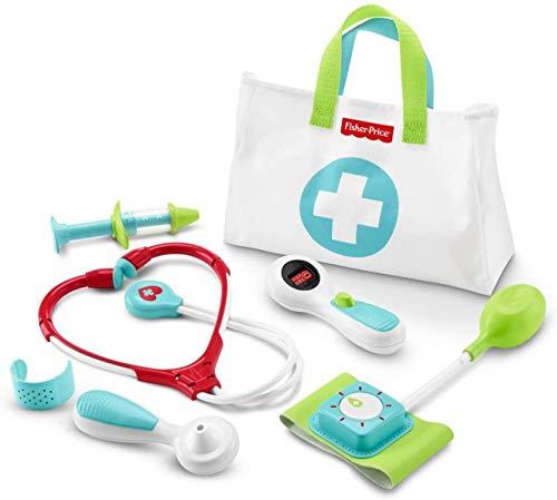Fisher-Price Medical KitWhite Green