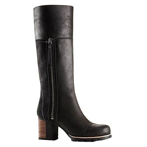 Boot Tall Women's Black High SOREL Addington Knee fnadxX6
