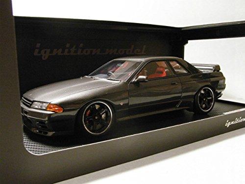 1/18 Nismo R32 GT-R NISMO(ガングレイメタリック) IG0602
