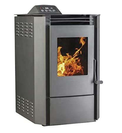 Amazon.com : US Stove AP5710 Ashley Mini Pellet Heater ...