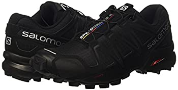 Salomon Men's Speedcross 4 Trail Runner, Black A1u8, 10 M Us 5