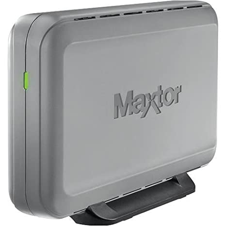 Amazon com: Maxtor Basics Personal Storage 3200 160 GB