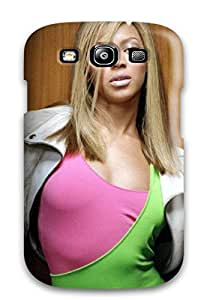 Durable Case For The Galaxy S3 Eco Friendly Retail Packaging Attractive Beyonce