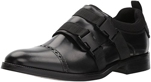 Madden Men Paulsen Leather Loafer Black Steve PwqdzfqA