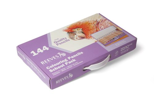 Reeves Coloured Pencils School Pack product image