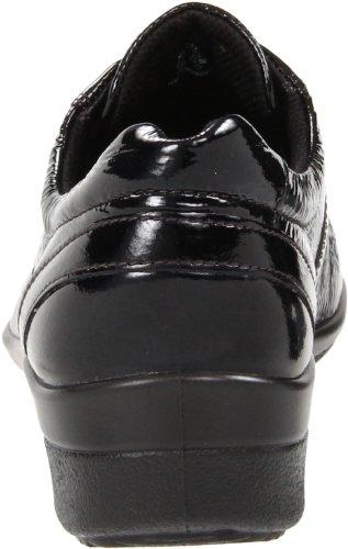 ECCO - Sandalias de vestir de cuero para mujer negro - black patent