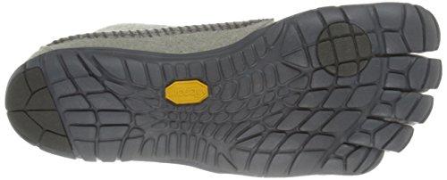 Vibram Mens Cvt Wool Walking Shoe Grey