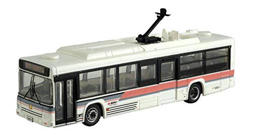 더・버스 콜렉션 버스 코레 간덴 터널 전기 버스 1001 호차 디오라마 용품 (메이커 첫 수주 한정 생산)