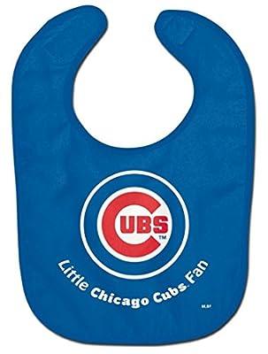 MLB Chicago Cubs WCRA2018314 All Pro Baby Bib