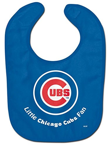 MLB Chicago Cubs WCRA2018314 All Pro Baby Bib