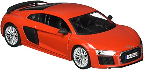 Maisto 1:24 W/B Special Edition-Audi R8 V10 Plus Diecast Vehicles - Special Edition Diecast Model