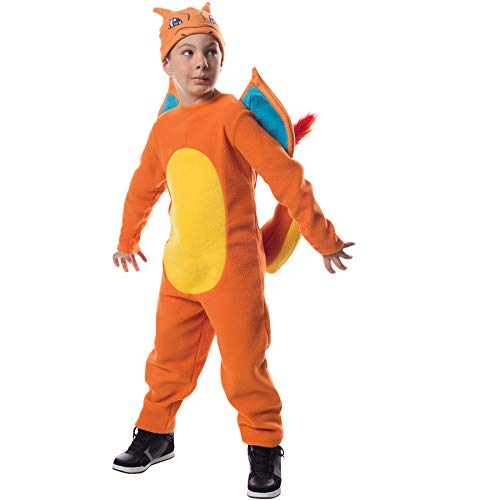 Rubie's Pokemon Charizard Costume for Kids X-Large -