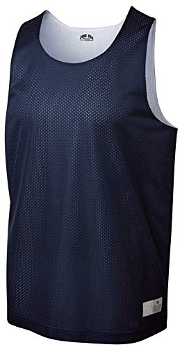 ef823a8b538f02 Joe s USA - Mens Moisture Wicking Mesh Athletic Reversible Tank-XL True Navy