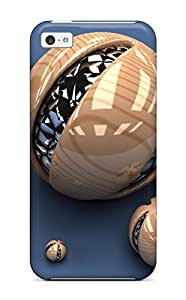 taoyix diy Hot Design Premium BsxYxrr168aDsDq Tpu Case Cover Iphone 5c Protection Case(3d)