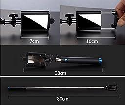 Selfie Stick,Self-portrait Monopod Wired Selfie Stick for iPhone 6S/6S Plus/6/6 Plus/5S/ GalaxyS7/ Galaxy S7 Edge/ Nexus 6p & More ¡