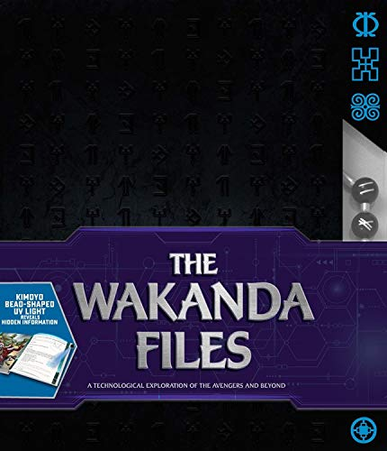 Widows Black Guide - The Wakanda Files: A Technological Exploration of the Avengers and Beyond