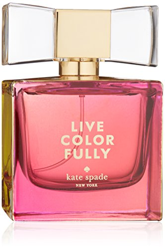 Kate Spade Live Color Fully Fragrance, 3.4 Ounce