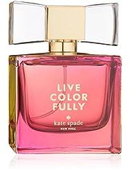 Kate Spade Live Color Fully Fragrance, 3.4 Ounce