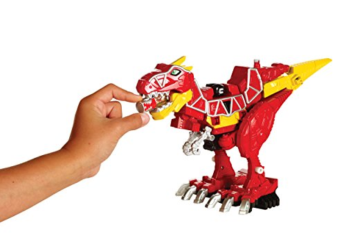 41OLqXlA0UL - Power Rangers Dino Charge - Dino Charge Megazord (Discontinued by manufacturer)