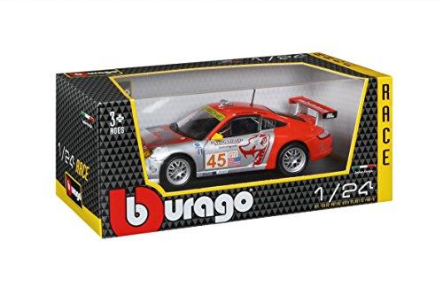 Bburago 911 GT3 RSR 18-28002 New Porsche Diecast Model Car (1:24 Scale) ()