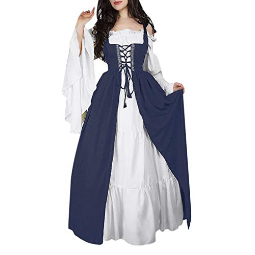 Clearance Renaissance Dress, Forthery Womens Renaissance Medieval