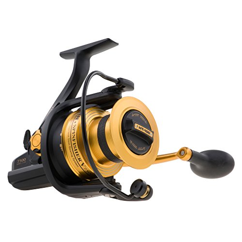 Penn 1292947 Spinfisher V Spinning Fishing Reel, 7500LC