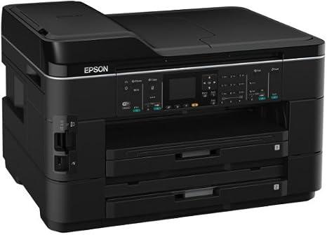 Epson Workforce WF-7525 - Impresora multifunción (Inyección de ...