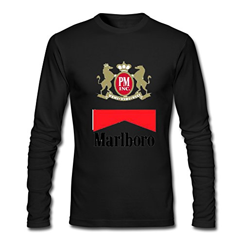 marlboro-logo-for-2016-mens-printed-long-sleeve-tops-t-shirts