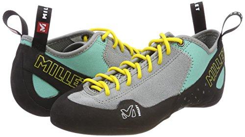 Multicolor Zapatos Escalada Blue 000 De pool Millet Ld Mujer Rock Up metal Grey Para w8twxfXqZ