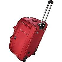 Thames Polyester 56 cms Travel Duffel BagCabin Bag Red