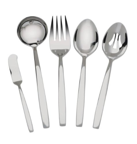 Mikasa Kya 5-Piece Hostess Set