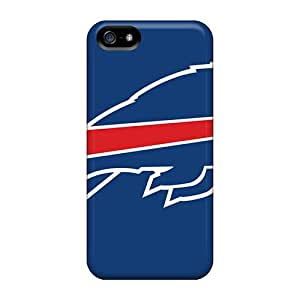 Excellent Iphone 5/5s Case Tpu Cover Back Skin Protector Buffalo Bills