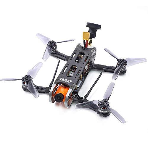- JSMeet GEP-CX3 1080P 5.8G FPV Racing Drone 145mm with Motor ECS F4 Flight Control PNP Version