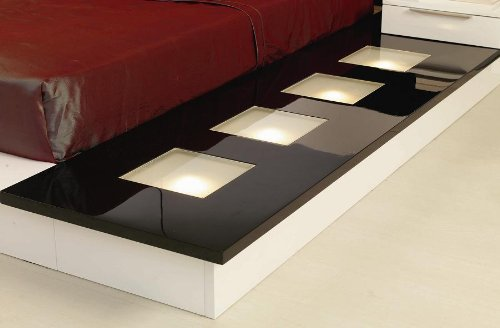 impera modern contemporary lacquer platform