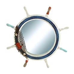 41OLv2OAB3L._SS247_ 100+ Nautical Themed Mirrors