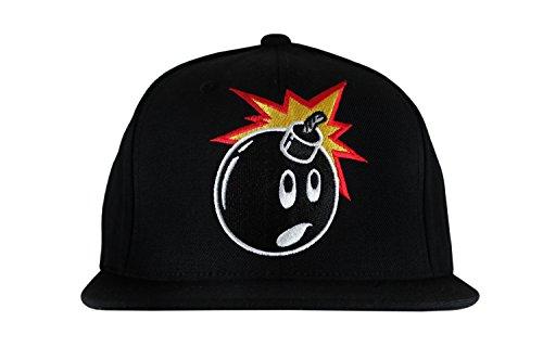 Hundreds: Adam Snapback Hat (Black)